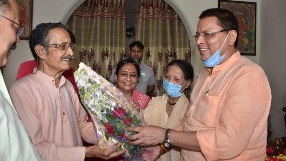 Uttarakhand: नए CM की शपथ से पहले BJP के सीनियर नेता नाराज? प्रदेश अध्यक्ष के घर पर हुई बैठक