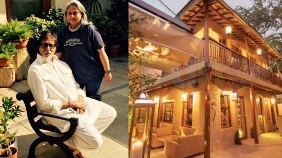 Amitabh Bachchan Bungalow Wall Will Be Demolished By BMC |  The wall of Amitabh Bachchan's bungalow will be demolished, notice sent by BMC
