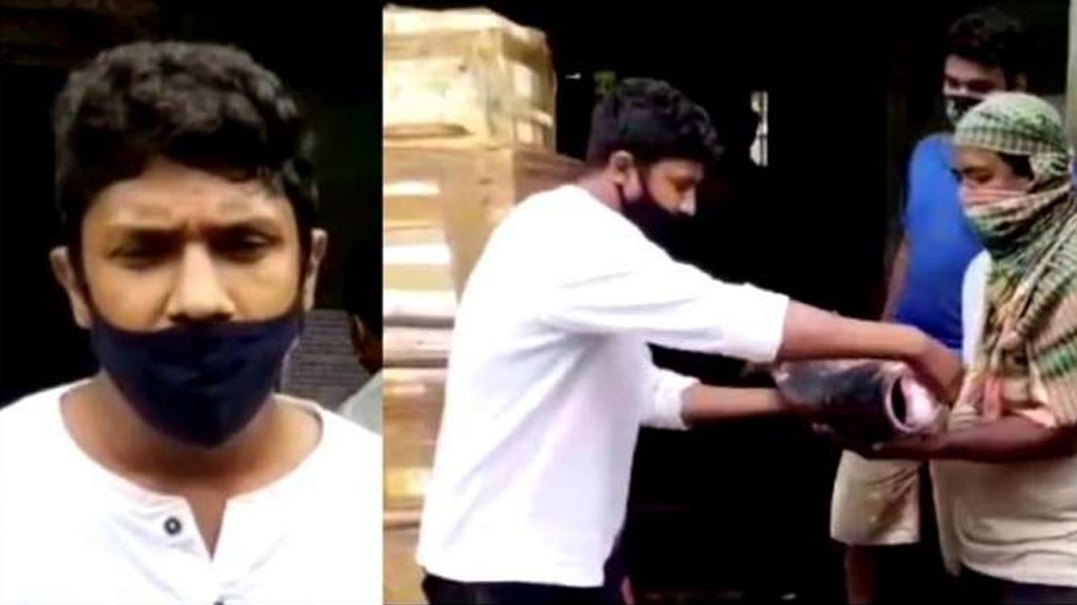 Tollywood serial actor now becomes fish seller due to lockdown |  Not getting work, this famous actor is selling fish by leaving acting