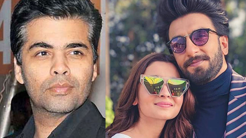 Ranveer Singh And Alia Bhatt Will Reunite In Rocky And Rani Ki Prem Kahani, Karan Johar Announced |  Karan Johar brings 'Rocky and Rani's love story', Alia-Ranveer will fight love again
