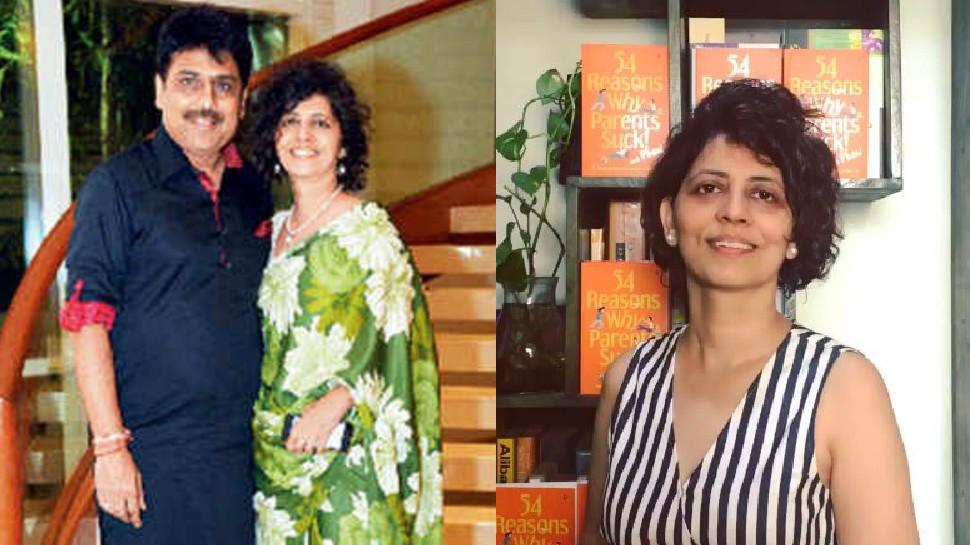 Taarak Mehta fame shailesh lodha real wife dr. Swati Lodha is beautiful and  highly educated | Taarak Mehta की असल पत्नी नहीं हैं 'अंजलि भाभी से कम',  पढ़ाई के मामले में छोड़ा