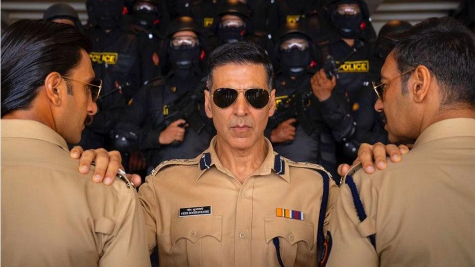 Rohit Shetty on Akshay Kumar Ajay Devgn and Ranveer Singh Starrer Movie Sooryavanshi Release Date |  Sooryavanshi to release in theaters and not OTT?  Rohit said this about Akshay's film