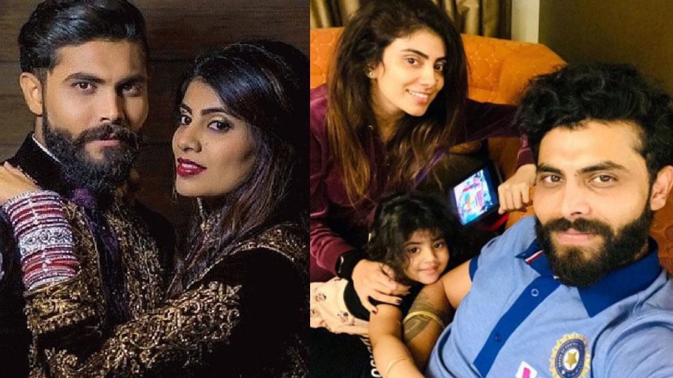 जब पुलिस वाले ने सरेआम जड़ दिया था Ravindra Jadeja की पत्नी को थप्पड़, मच गया बवाल