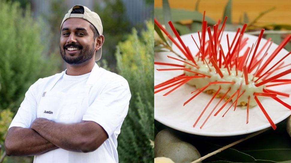 Master Chef Australia 13 Indian Origin Contestant Justin Narayan Wins USD 250000 Prize Money |  Master Chef Australia 13: Indian-origin Justin Narayan picked up the winner's trophy