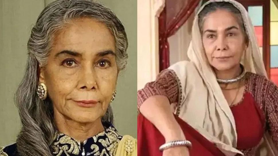 Surekha Sikri Dies: Balika Vadhu's 'Dadi Sa' Surekha Sikri passes away due to cardiac arrest |  Surekha Sikri Dies: 'Grandmother' of Balika Vadhu Surekha Sikri passes away