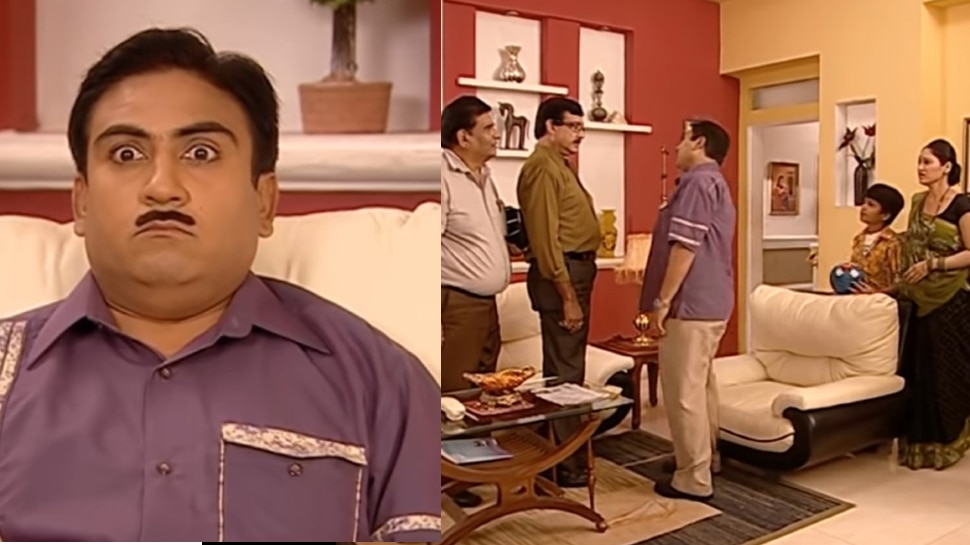 Taarak Mehta Ka Ooltah Chashmah:Jethalal Sells His House    Taarak Mehta Ka Ooltah Chashmah: Baba tamed Jethalal, sold his house at the behest of Bhide