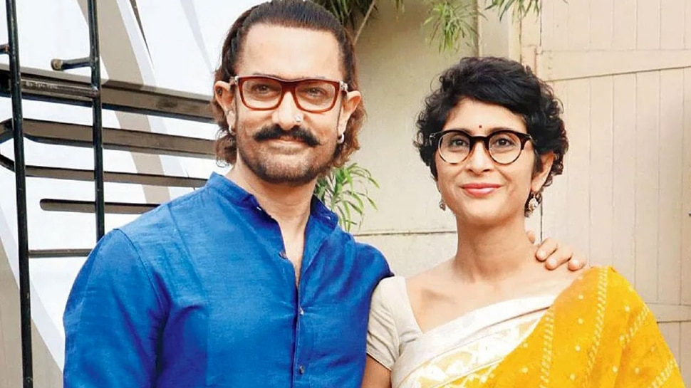 Aamir Khan Felt Jealous After Hearing the Name Of Ranbir Kapoor From Ex Wife Kiran Rao    Aamir Khan was terrified after hearing Ranbir Kapoor's name from Kiran Rao's mouth, said- I have to talk now