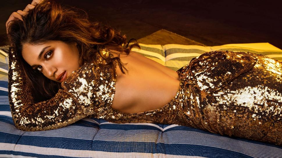 Bhumi Pednekar Birthday: Ayushmann Khurrana revealed Bhumi Needs Sex Every Hour |  Ayushmann Khurrana had revealed about Bhumi Pednekar's private moments, the actress was red with shame