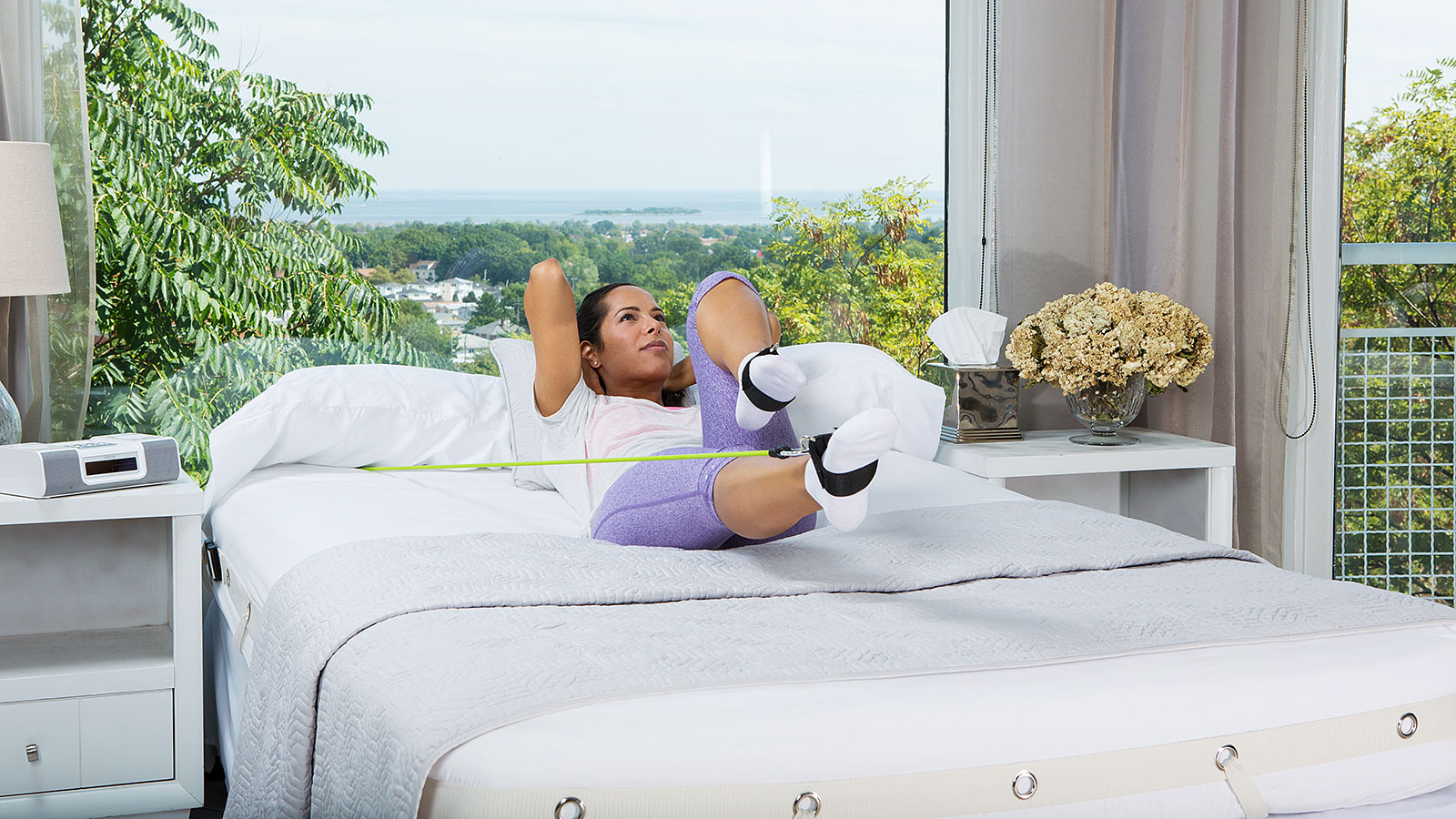 पेट की चर्बी घटाने के लिए बिस्तर पर ही करें ये बेहतरीन एक्सरसाइज, जानें कैसे