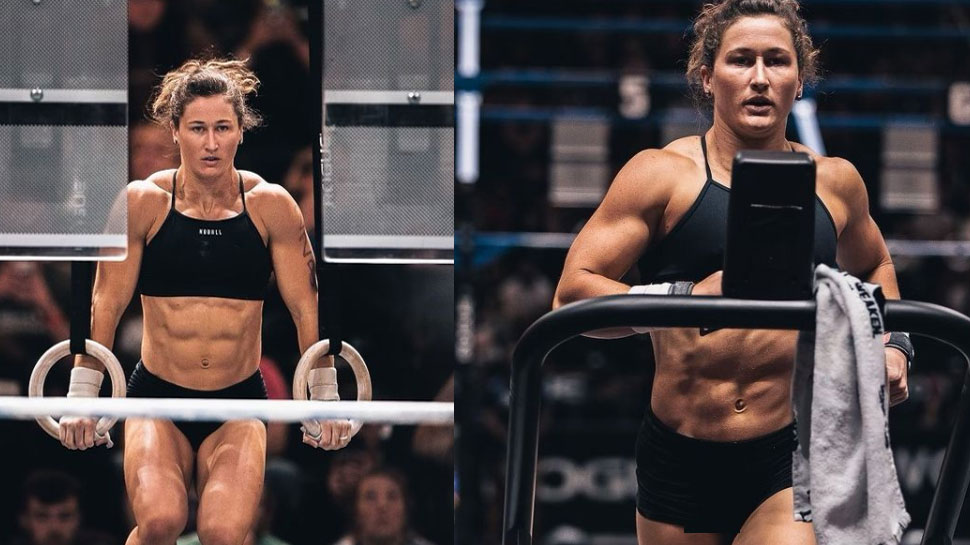CrossFit's 'Fittest woman on Earth' Tia-Clair Toomey