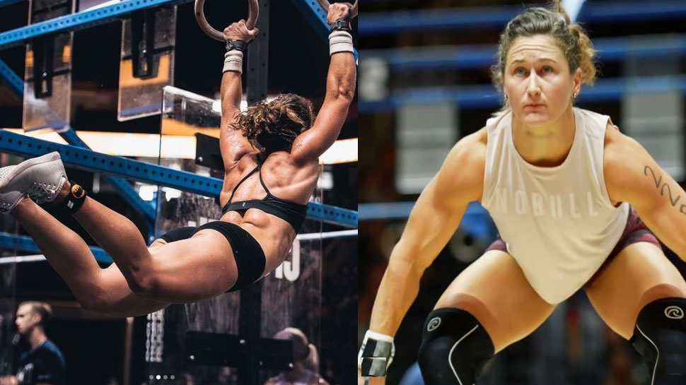 Who will join Toomey on podium at CrossFit Games?