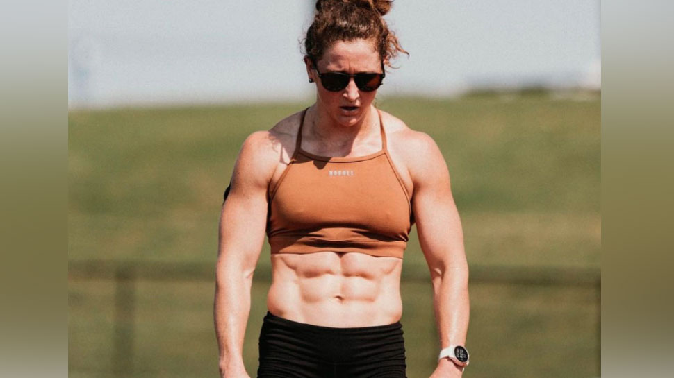 The 'fittest woman on earth' eats 2 carb-filled breakfasts a day
