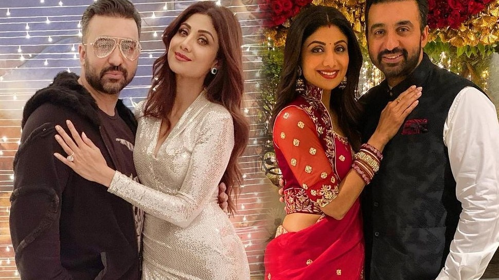 Shilpa Shetty husband Raj kundra Shared video hours before getting arrested, Raj kundra gets trolled on viral video |  Raj Kundra shared this video a few hours before his arrest, people reprimanded him a lot