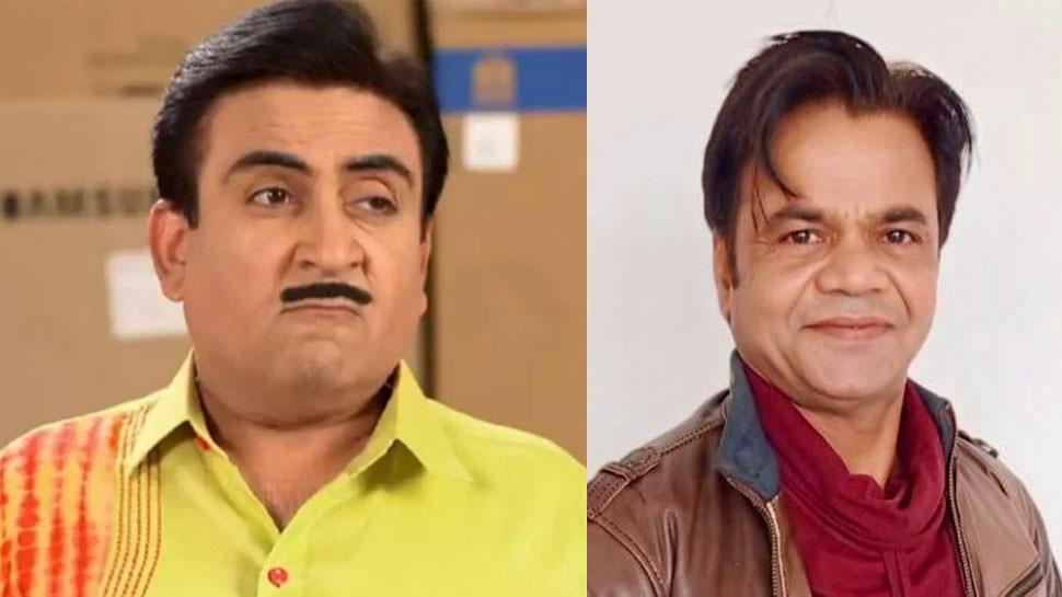 Hungama 2 Actor Rajpal Yadav Offer to Role of Jethalal in Tarak Mehta Ka Ooltah Chashmah No Regrets |  Why did Rajpal Yadav leave the role of Jethalal in 'Taarak Mehta..', now the reason given in the interview
