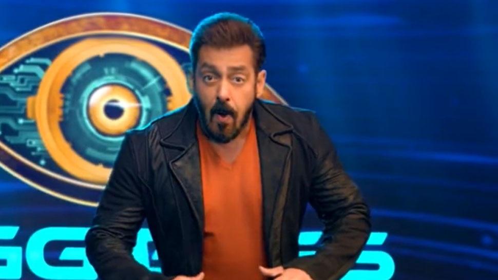 Salman Khan Shares First Promo Video of Bigg Boss Season 15 OTT on The Occasion of Eid 2021 |  BIGG BOSS 15: Salman Khan shares the first promo video of the show, has given many big hints