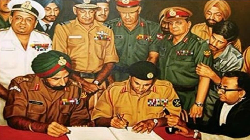 Afghanistan के उपराष्ट्रपति ने शेयर की India के सामने PAK के सरेंडर की तस्वीर, कहा -'हमारे इतिहास में ऐसा नहीं हुआ'