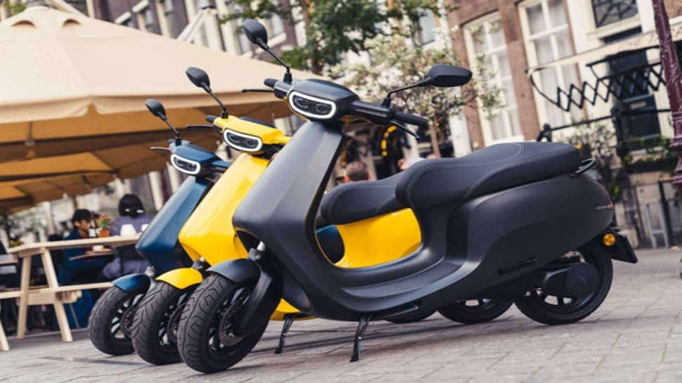 Ola Electric Scooter home delivery