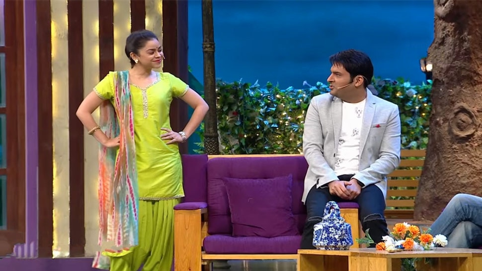TKSS Updates: Sumona Chakravarti Not being part of the latest season of The Kapil Sharma Show post getting viral |  Sumona Chakraborty will not be seen in The Kapil Sharma Show this time?  did this post