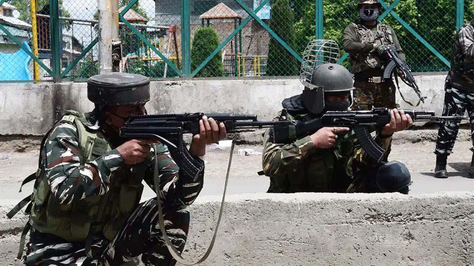 Jammu Kashmir: सोपोर में एनकाउंटर, दो आतंकी ढेर, सर्च ऑपरेशन जारी