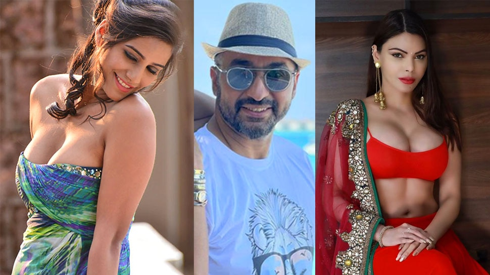 Poonam Pandey to Sheryln Chopra Models who are in News after Raj Kundra Arrest |  Pornography Case: These 5 models are in discussion after the arrest of Raj Kundra, know who said what