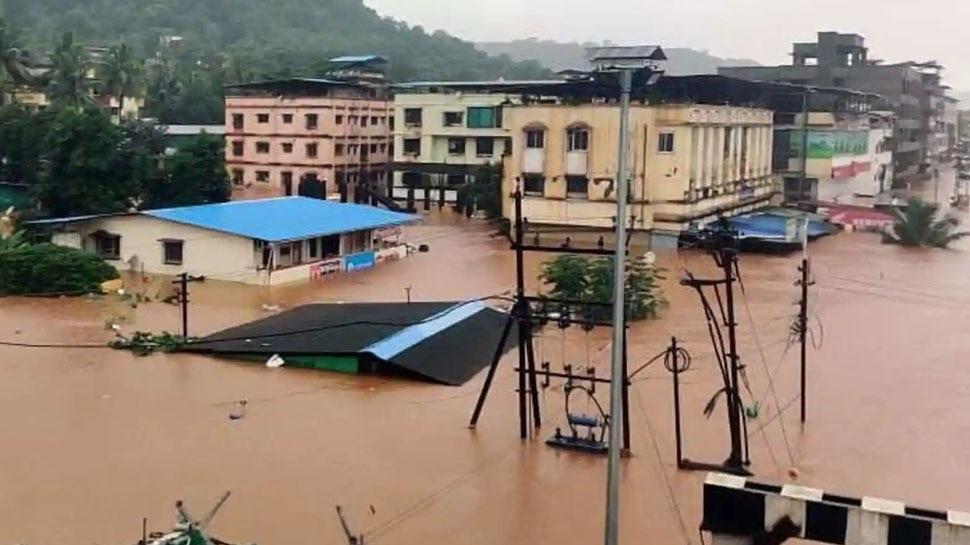 Maharashtra के Raigad जिले में Rain का कहर, अस्पताल में भर्ती 11 मरीजों की हुई मौत! - Zee News Hindi