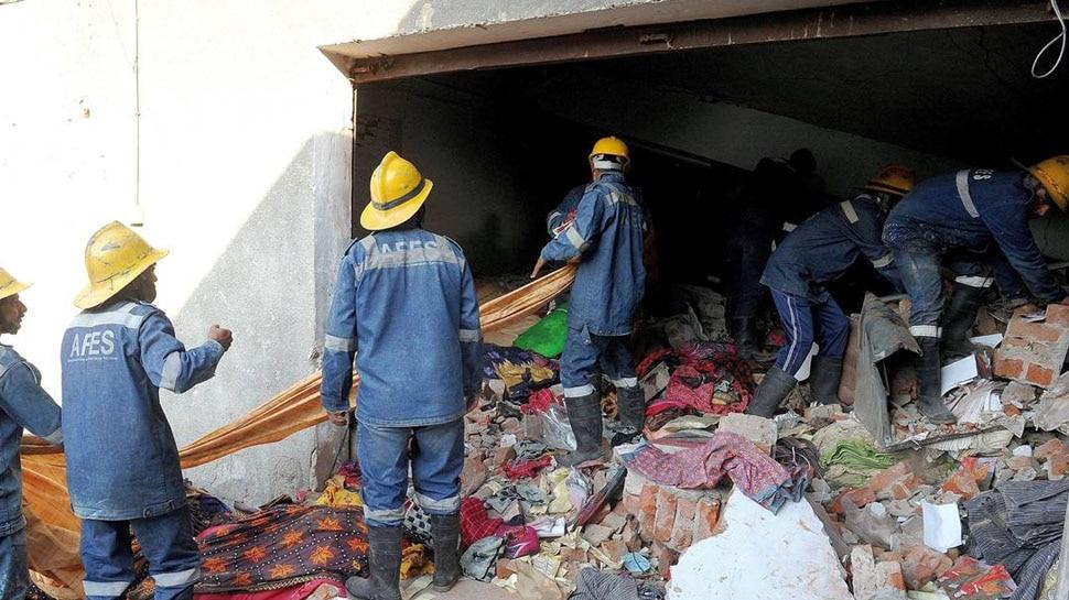 Ahmedabad में गैस सिलेंडर फटने से मध्य प्रदेश के 7 मजदूरों की मौत, CM शिवराज ने किया मुआवजे का ऐलान