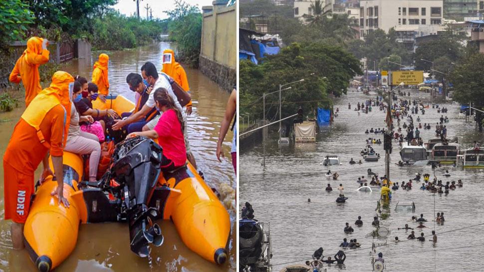 Maharashtra Rain Update: बारिश-भूस्खलन से 129 की मौत, IMD ने जारी किया अलर्ट; जानिए कहां हुआ कितना नुकसान