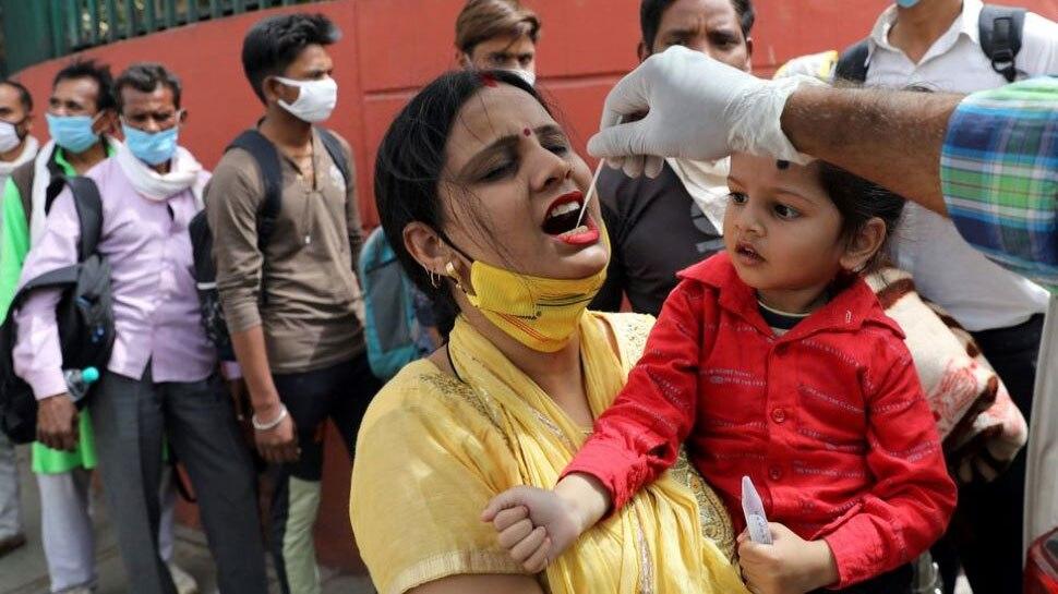 Coronavirus Data India: बीते 24 घंटे में 40 हजार से कम कोरोना केस, Health Ministry Data के मुताबिक 546 की मौत