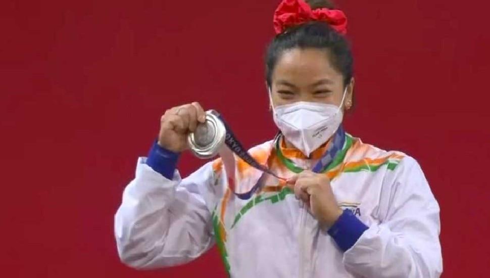 Tokyo Olympics ਵਿੱਚ ਭਾਰਤ ਦਾ ਖੋਲ੍ਹਿਆ ਖਾਤਾ, ਮੀਰਾਬਾਈ ਚਾਨੂ ਨੇ ਵੇਟਲਿਫਟਿੰਗ ਵਿੱਚ ਚਾਂਦੀ ਦਾ ਤਗਮਾ ਜਿੱਤਿਆ