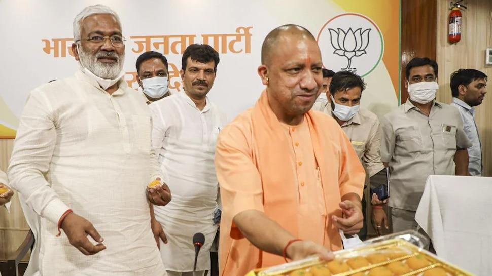 UP: Yogi Cabinet का जल्द होगा विस्तार, बनाए जाएंगे 6 नए मंत्री
