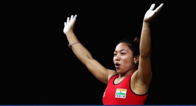 जीत के बाद मीराबाई ने खोल दिया ये 'राज', बताई रियो ओलंपिक की वो बात