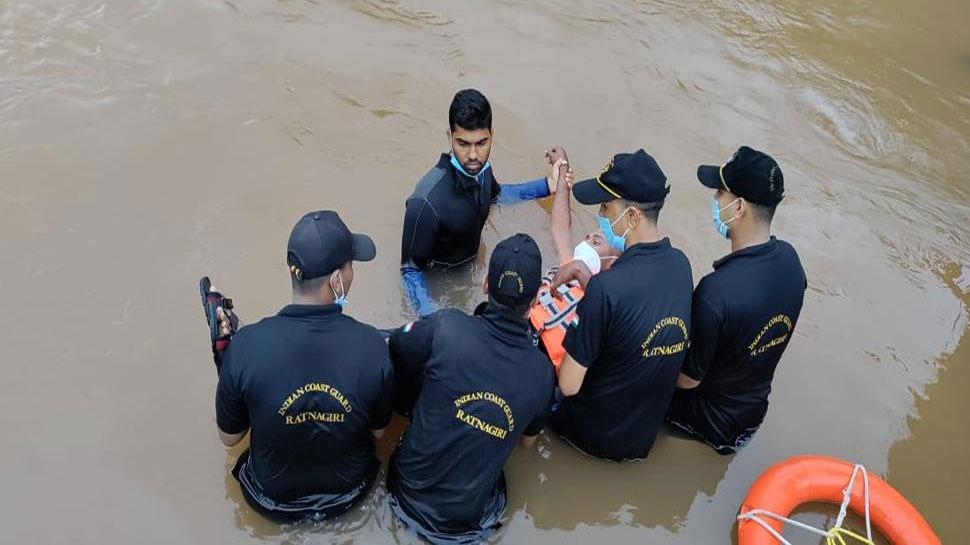 ICG Rescue work