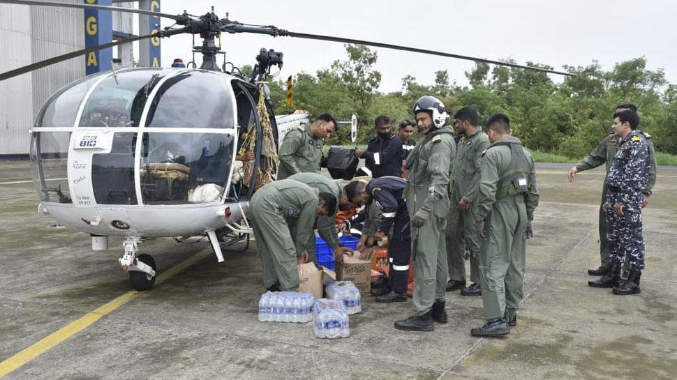 ICG Air Base at Ratnagiri active