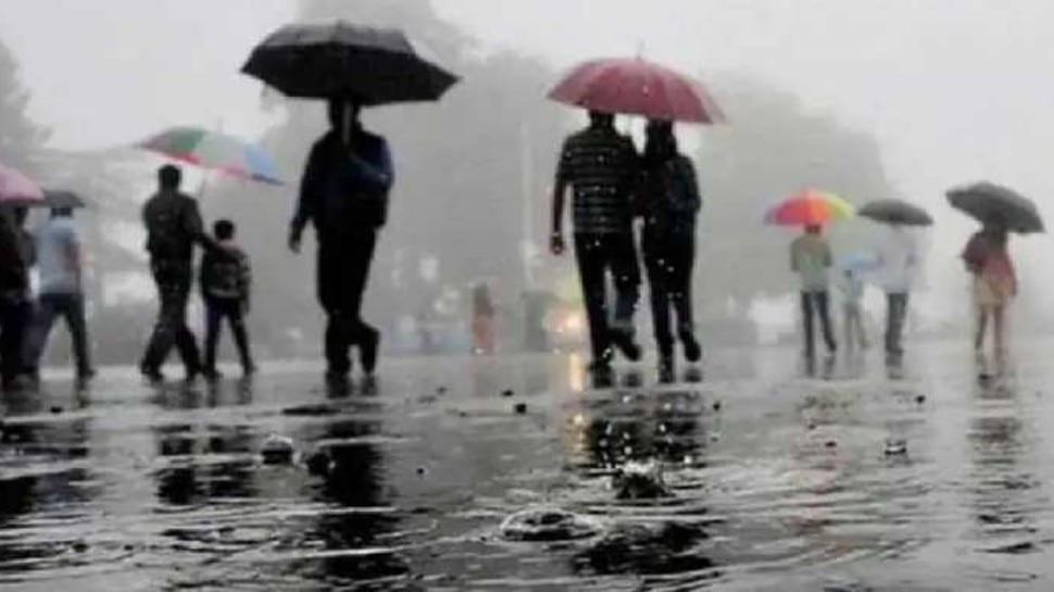 उत्तराखंड के 5 जिलों में जारी हुआ रेड अलर्ट, 26 और 27 जुलाई को भारी बारिश की संभावना