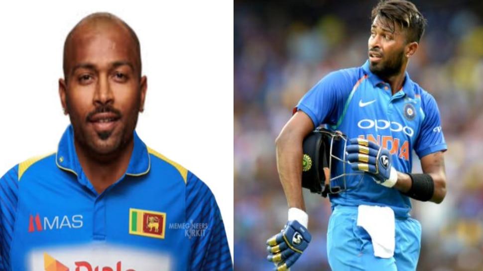 IND VS SL: Hardik Pandya का पीछा नहीं छोड़ रहे लोग, वनडे के बाद अब टी20 में जमकर उड़ा मजाक
