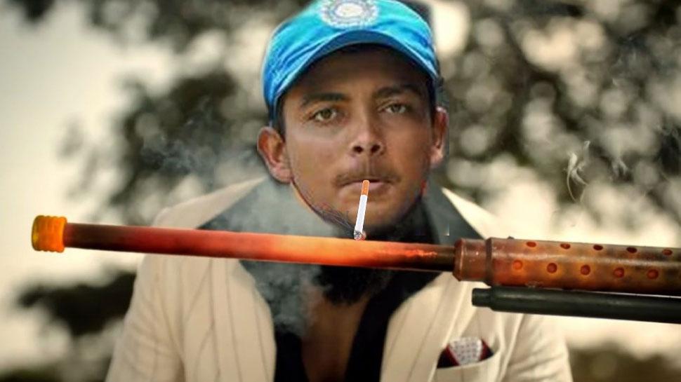 IND vs SL: टीम इंडिया ने जीता मैच लेकिन Prithvi Shaw के पीछे पड़े लोग, जमकर उड़ा मजाक