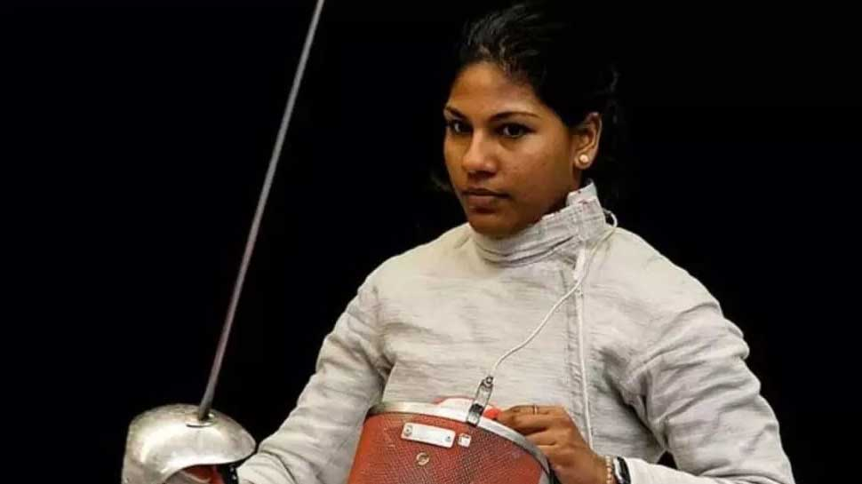 Tokyo Olympics : Indian fencer Bhavani Devi, who created history, ends her journey in Tokyo Olympics