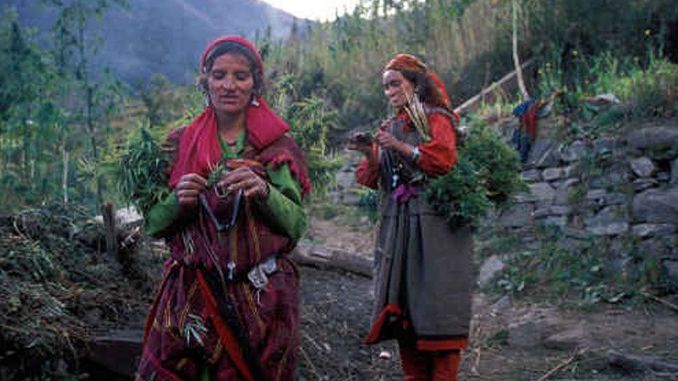 The people of the village speak the mysterious Kanashi language