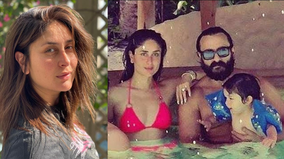 Saif Ali Khan Hilarious Reaction Why He Never Gave Kareena Kapoor Haircut During Lockdown |  Kareena Kapoor Khan would have stabbed Saif Ali Khan in lockdown?  know what was the matter