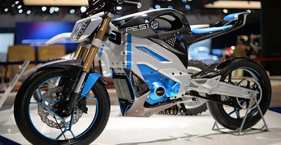 Yamaha Electric Bike Launch