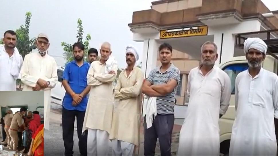 Baghpat: युवक के सुसाइड मामले में इंस्पेक्टर समेत 11 पुलिसकर्मी लाइन हाजिर, परिजन कर रहे बर्खास्तगी की मांग