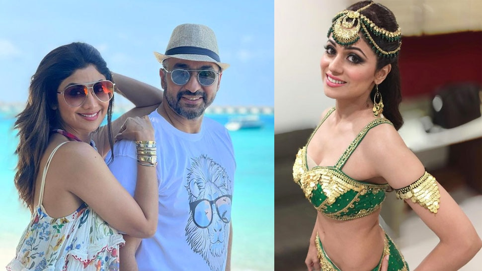 Raj Kundra was planning to launch new application reveals Gehana Vasisth, about to cast sister-in-law Shamita Shetty |  Raj Kundra wanted to make a film with sister-in-law?  Big disclosure of 'Gandii Baat' fame Gehana Vasisth