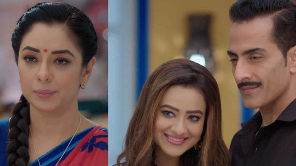 Anupama will once again come forward to save the pride of the cafe, Kavya will take all the credit.  Hindi News, TV