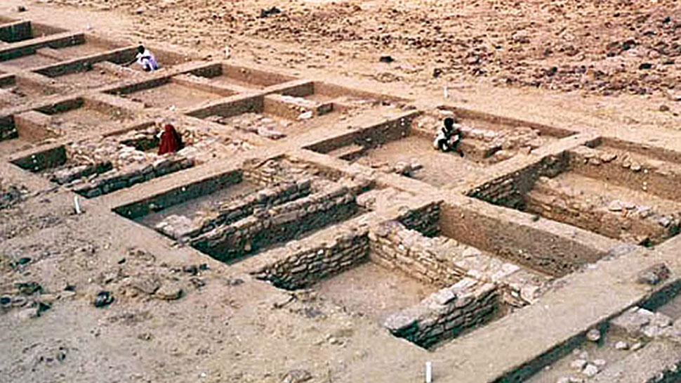 Harappan era city Dholavira gets World heritage tag