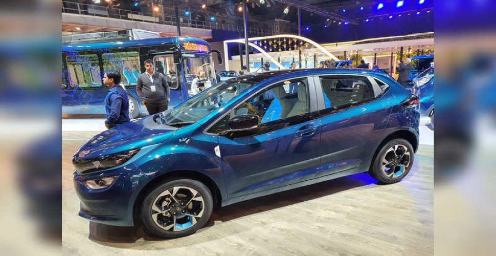 tata altroz electric vehicle