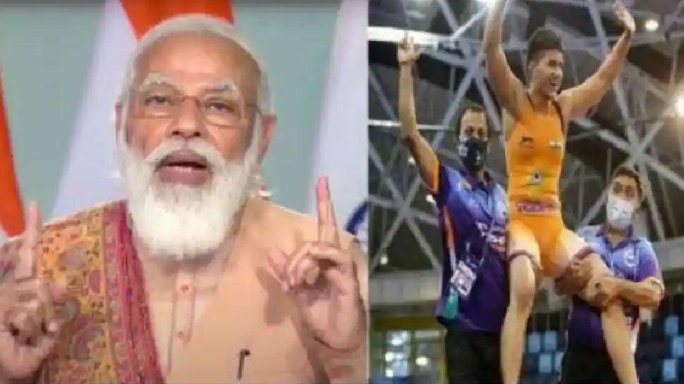 World Cadet Wrestling: ओलंपिक के बीच भारत ने इस प्रतियोगिता में 5 गोल्ड सहित जीते 13 मेडल, PM मोदी ने दी बधाई