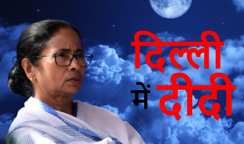 दिल्ली आकर दीदी कर रही हैं सबसे मुलाकात, बिछा रही हैं कौन सी सियासी बिसात?