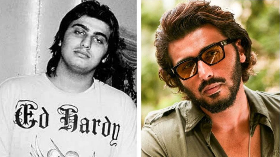 Arjun Kapoor was once so fat!  Heard heart by sharing his old photo |  Arjun Kapoor was ever so fat!  Heart ki baat shared by sharing your old photo