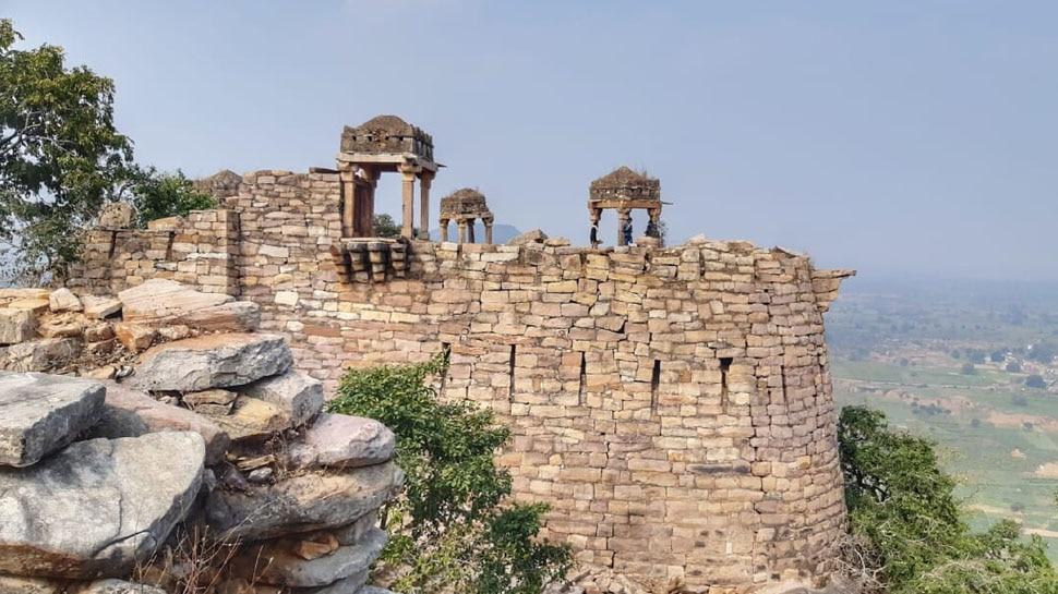 'Shergarh Fort' is built in Bihar