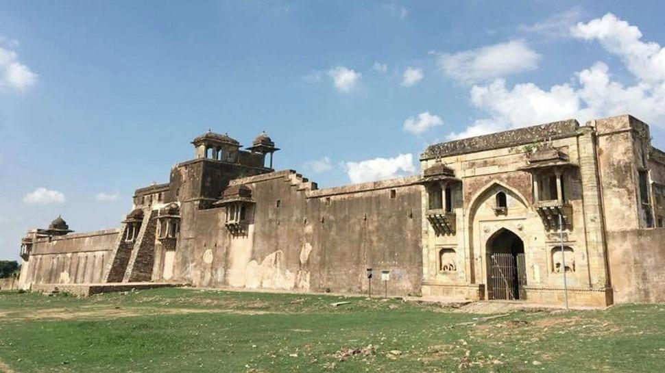 Sher Shah Suri had built